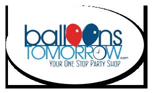oval balloon logo